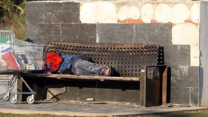 Casi 700.000 valencianos ya sufren pobreza severa, un 13,4 % de la población