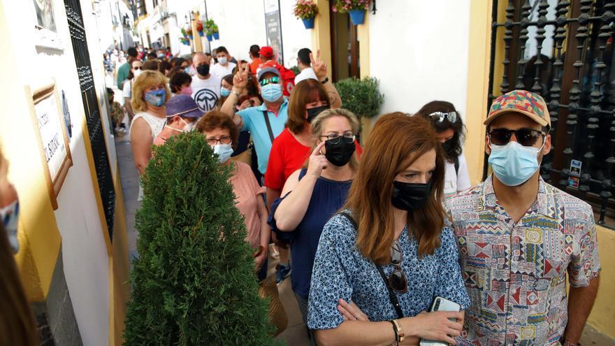Córdoba pasa de cero a cien en siete días
