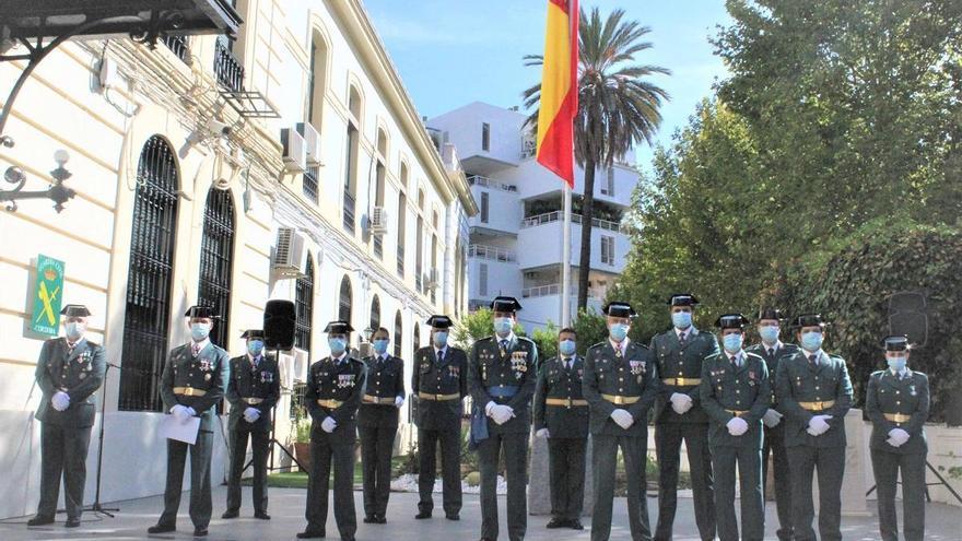 Consulta la agenda de actos nacionales de la Guardia Civil en Córdoba por el día del Pilar