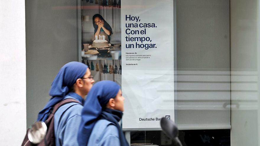 Galicia es la segunda comunidad con el mayor monopolio de la banca en conceder hipotecas