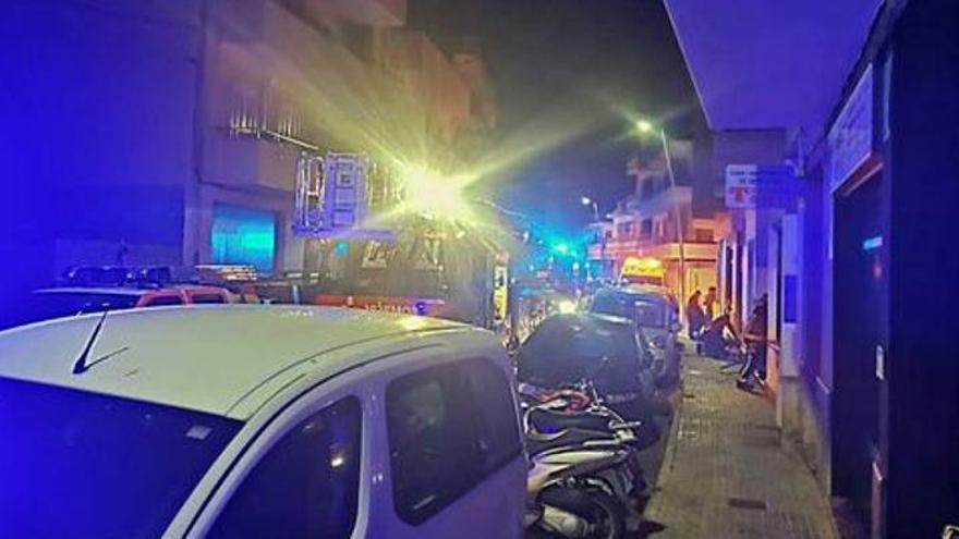 62-Jähriger stirbt nach Wohnhaus-Brand in Port de Pollença