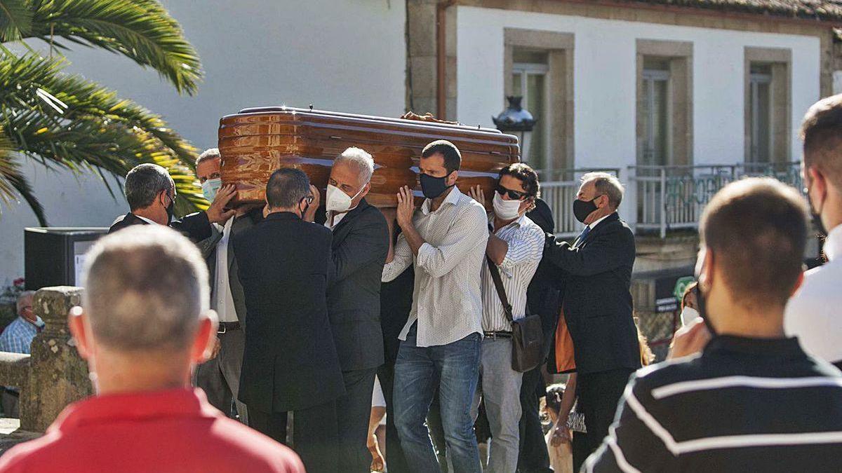 Último adiós al abogado Luis Benjamín González Rodríguez