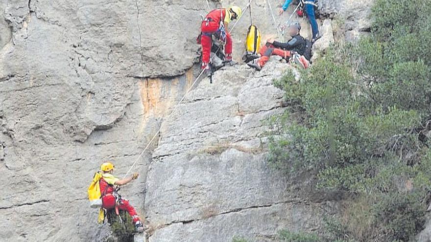 Cautela en la montaña para evitar los rescates esta Semana Santa en Castellón