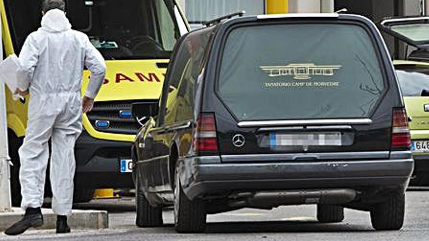 Otra muerte por covid en Sagunt eleva el recuento comarcal por encima de los 200 fallecidos