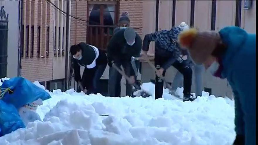 El frío dejará este martes la madrugada más gélida de los últimos años en España