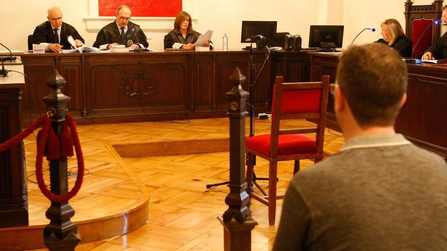Tres años de prisión para un joven por 4 gramos de speed y 8 de cannabis que llevaba en Lubián