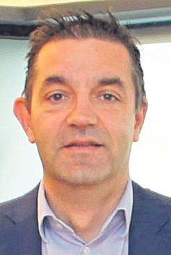 Benigno Rosón, subirector xeral de Sistemas e Tecnoloxías da Información