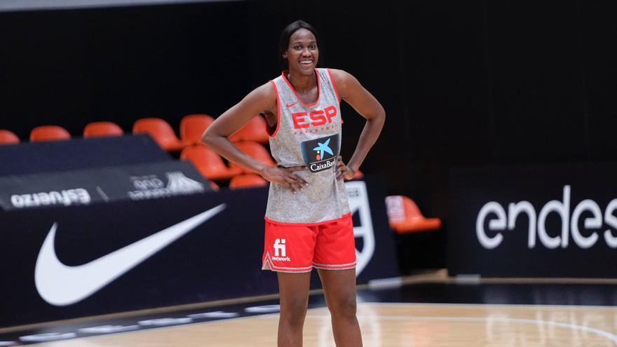 La mallorquina Nogaye Lo se queda fuera del Eurobasket