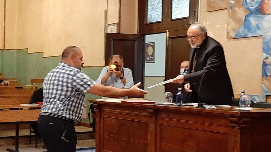 Roberto Mata Santamaría, nuevo párroco para la zona rural de Sariego