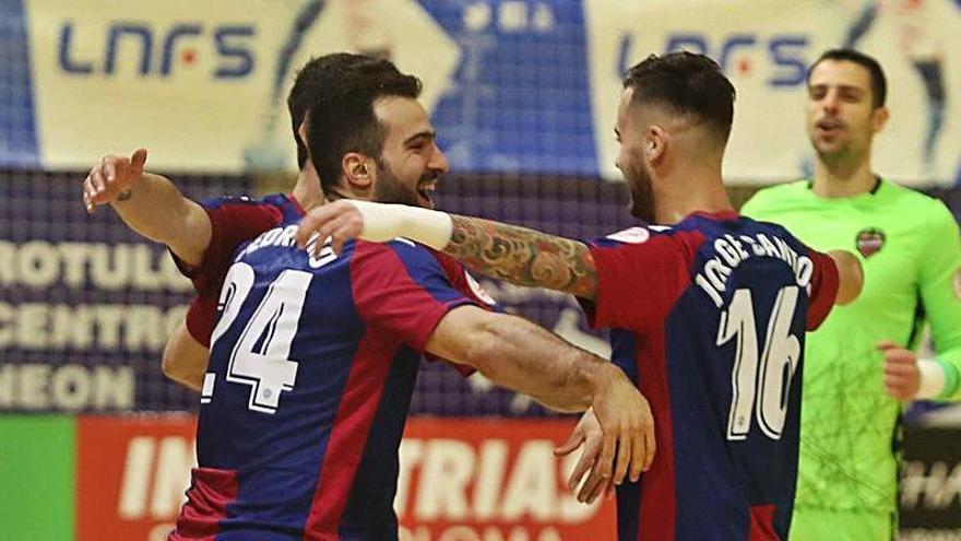 Directo | El Levante UD FS busca un sitio en la final