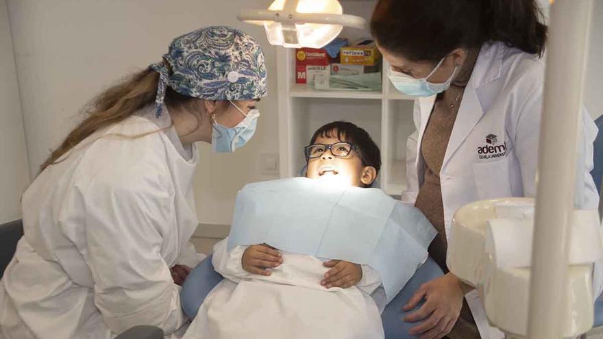 Escolares y centros educativos han participado en el Observatorio de Salud Bucodental y Hábitos Nutricionales de ADEMA-UIB