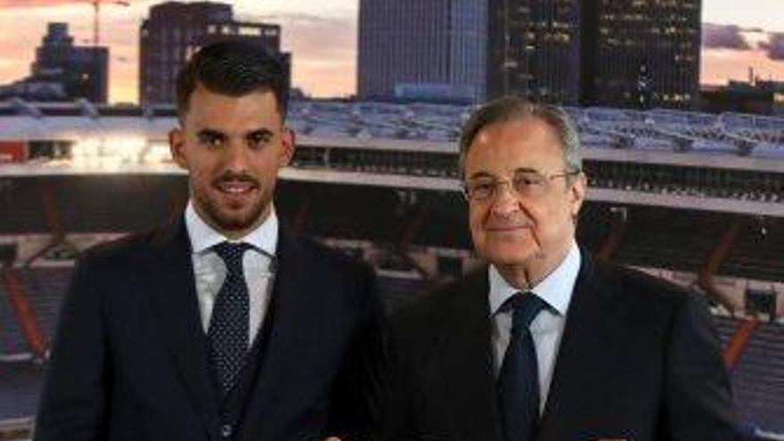 Ceballos diu que s'emmirallarà en Sergio Ramos en arribar al Madrid