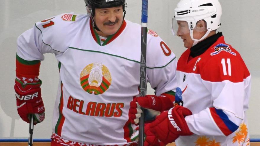 El deporte de Bielorrusia prosigue ajeno al COVID-19