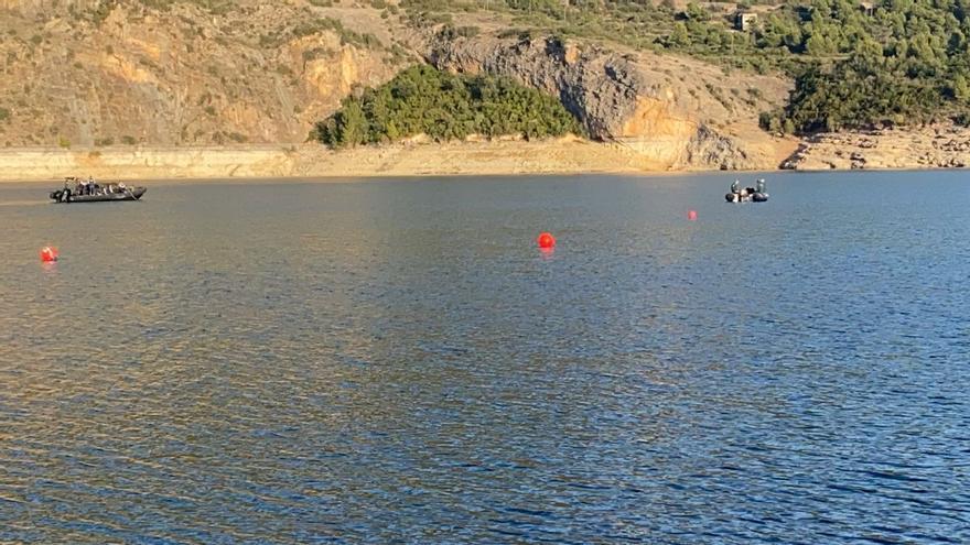 Hallado el cadáver del sargento desaparecido en el embalse de Huesca