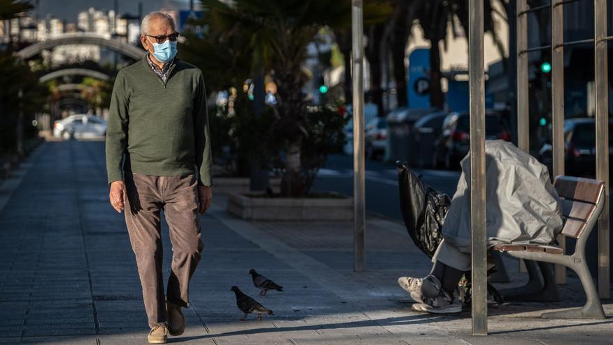 Sanidad notifica un brote de origen intrafamiliar en La Palma con siete afectados