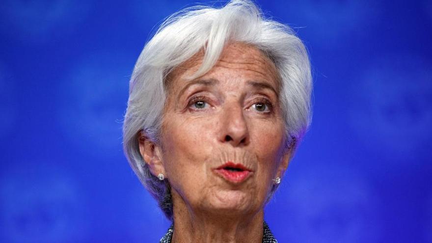 """Lagarde: """"El plan de recuperación de la UE debe llegar a comienzos de 2021"""""""