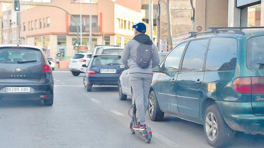 La ordenanza de patines eléctricos sale a exposición pública