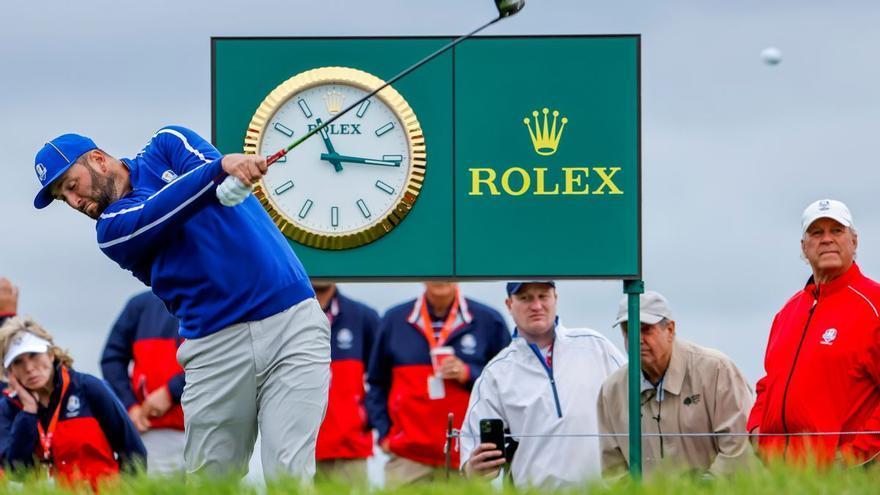 """Jon Rahm: """"Es un orgullo ser considerado un referente del golf y del deporte español"""""""