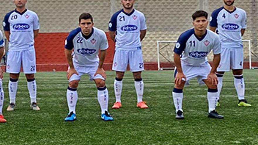 El Silva inicia la competición con un empate