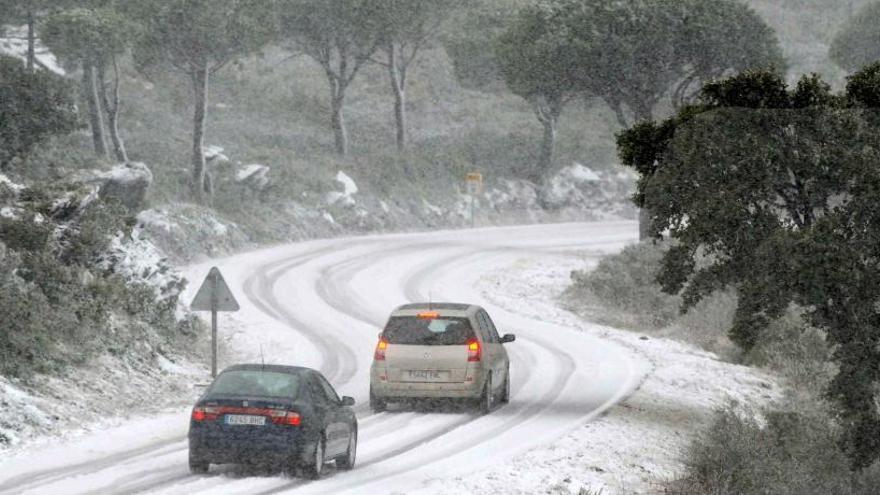 Fomento y AENA activan sus planes invernales en carreteras y aeropuertos
