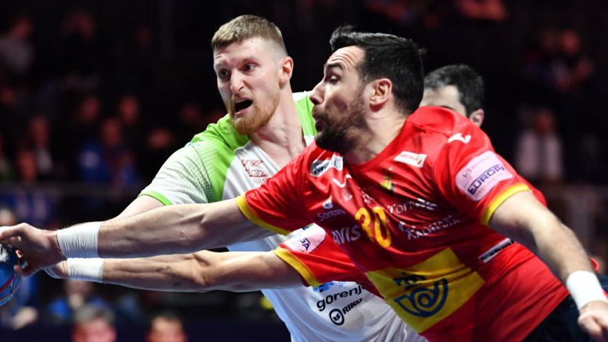 España vuela a la final del Europeo tras eliminar a Eslovenia