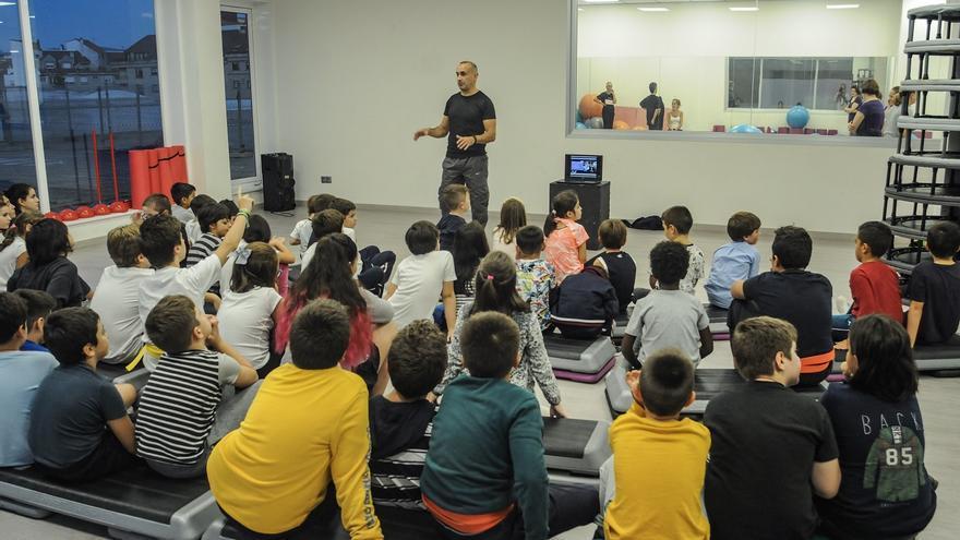 Excepciones a la convivencia en las aulas gallegas: insultos, rumores e incluso agresiones