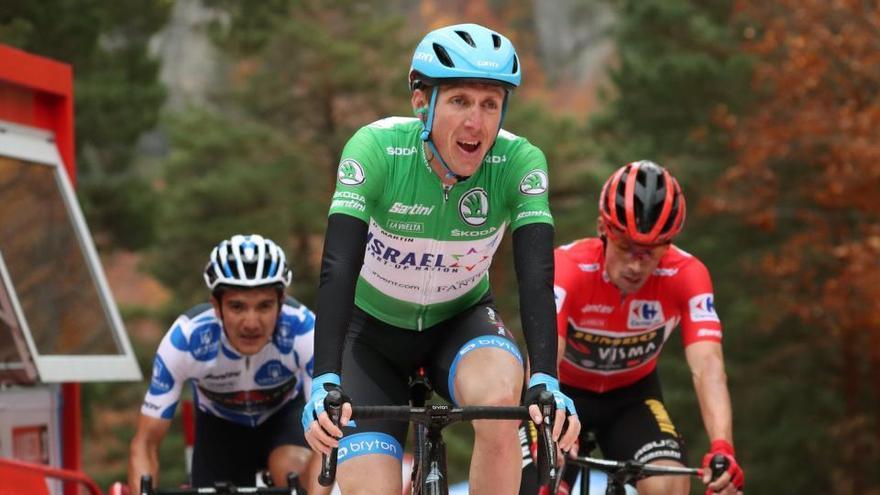 Ganador de la etapa 3 de la Vuelta 2020: Dan Martin