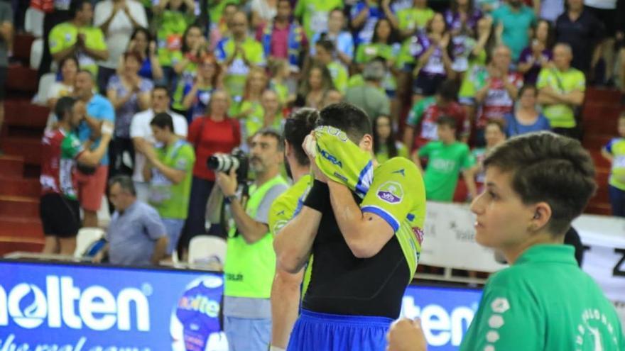 El Balonmano Zamora se queda sin ascenso