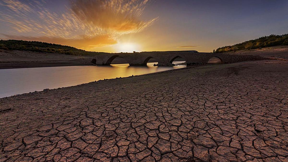 La desertificación es una de las problemáticas que se aborda en el ODS 15 de la ONU.