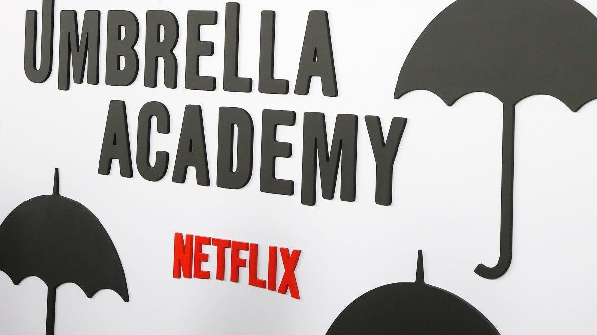 The Umbrella Academy.
