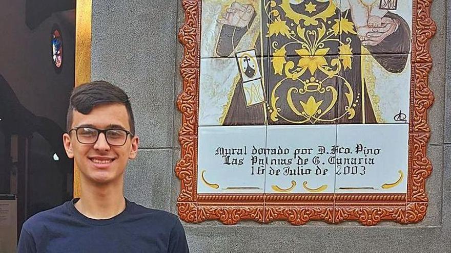 """Alexander Arce: """"El Carmen traspasa los límites del barrio y de la ciudad"""""""