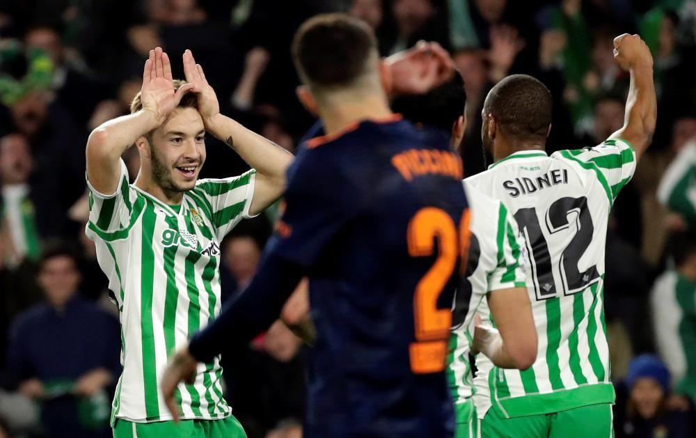 Copa del Rey: Betis - Valencia