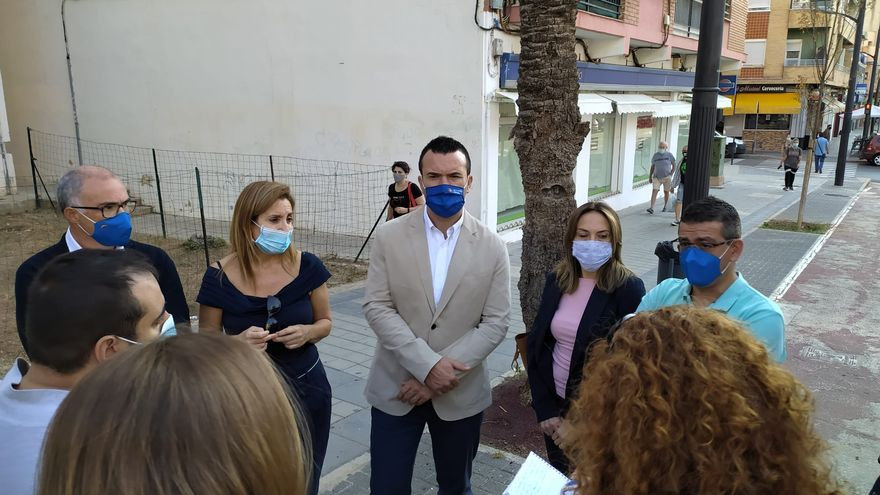 El PP pide medidas contra las ocupaciones en Paterna