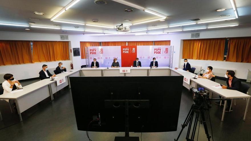 Puig refuerza su oferta de unidad lanzada a la derecha al implicar a los concejales del PSPV