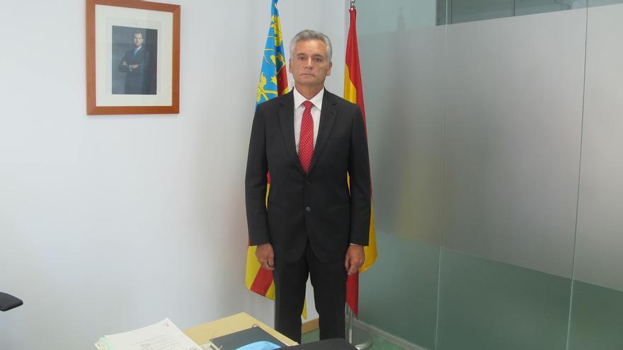 José Teófilo Jiménez, nuevo presidente de la sección VII de la Audiencia