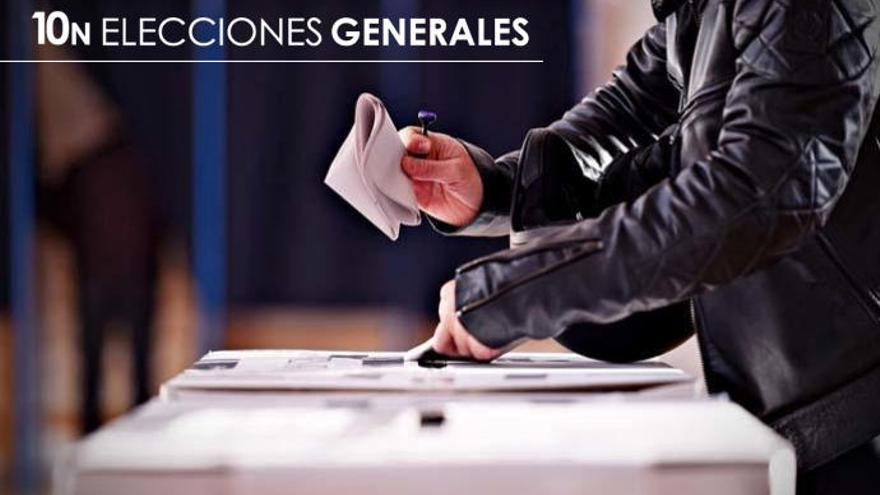 En directo | Los resultados en Tenerife de las Elecciones Generales del 10N de 2019