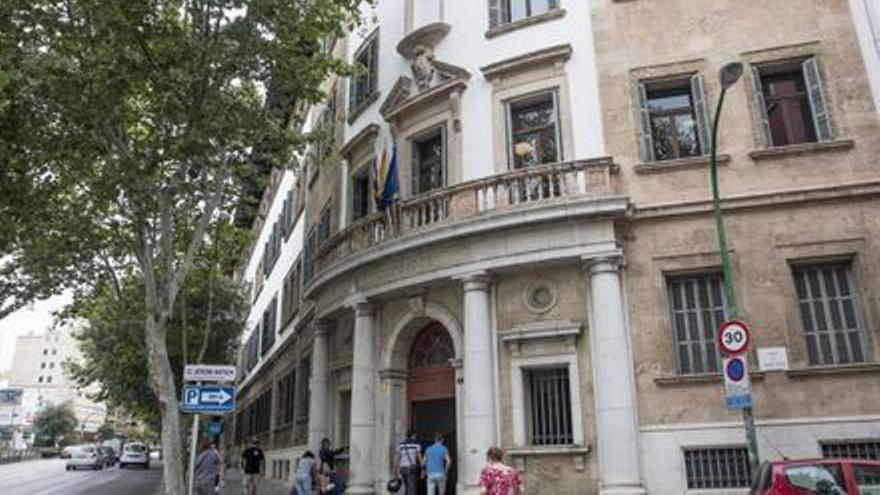 Absuelta una abogada de Palma acusada de usar un correo robado en un caso