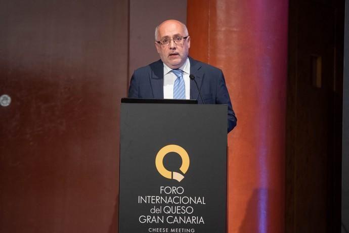 Gran Canaria acoge el Foro Internacional del Queso