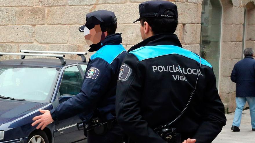 Disuelven un botellón de al menos 16 personas en Vigo