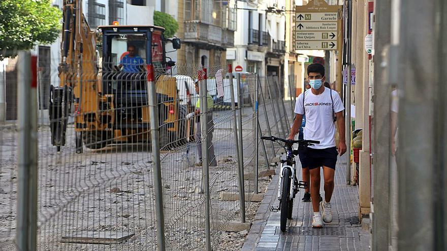 El Consistorio modifica el proyecto de las obras de la Puerta de Aguilar de Montilla