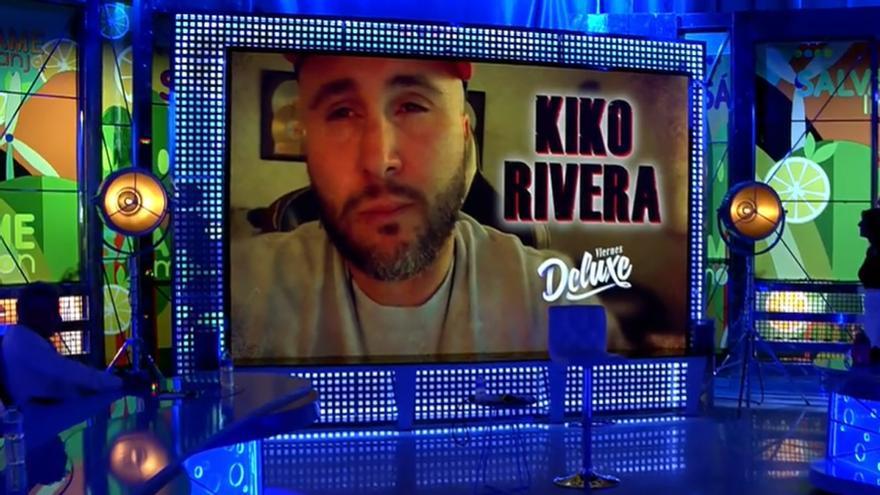 """Kiko Rivera, invitado de 'Viernes Deluxe' con dardo para Antena 3: """"La voz es la mía"""""""