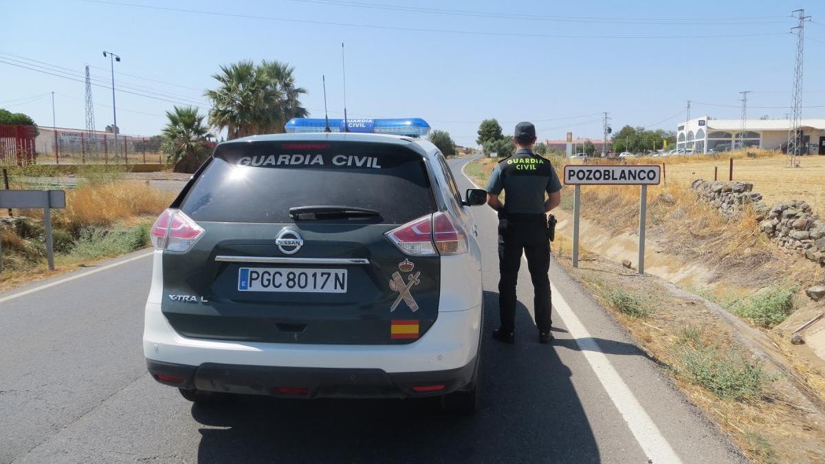 Rescatado un hombre en Pozoblanco que se cayó al río Guadalmilla