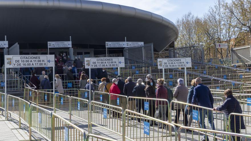 Castilla y León mantiene la tendencia al alza: suma 443 nuevos casos de  COVID