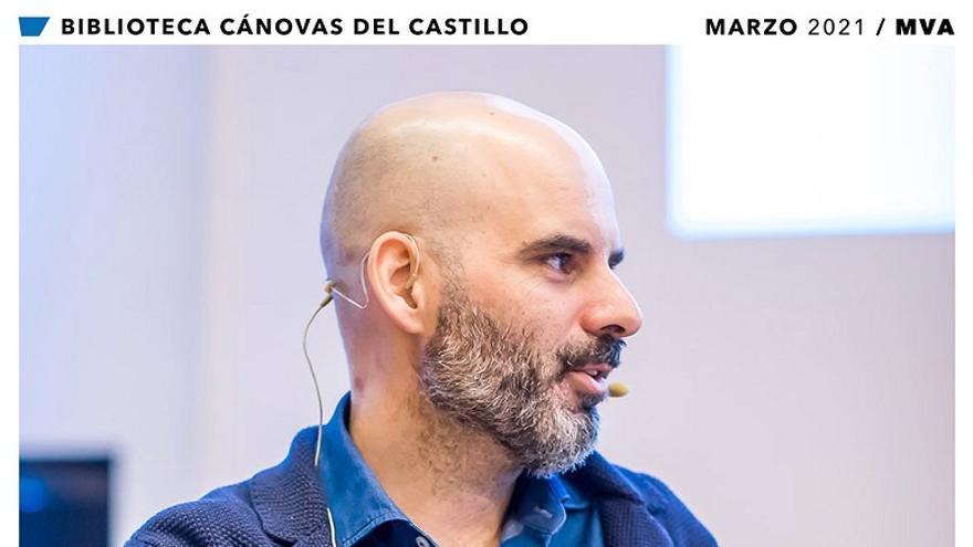 Conversación con José Carlos Ruíz. Ciclo filosofía y pensamiento.
