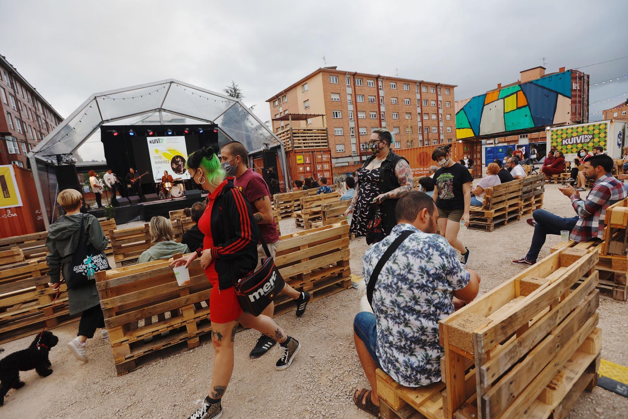 Festival Kuivi Pop Up
