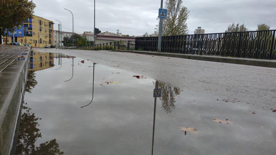 Lluvias y bajada de temperaturas durante el domingo en Extremadura