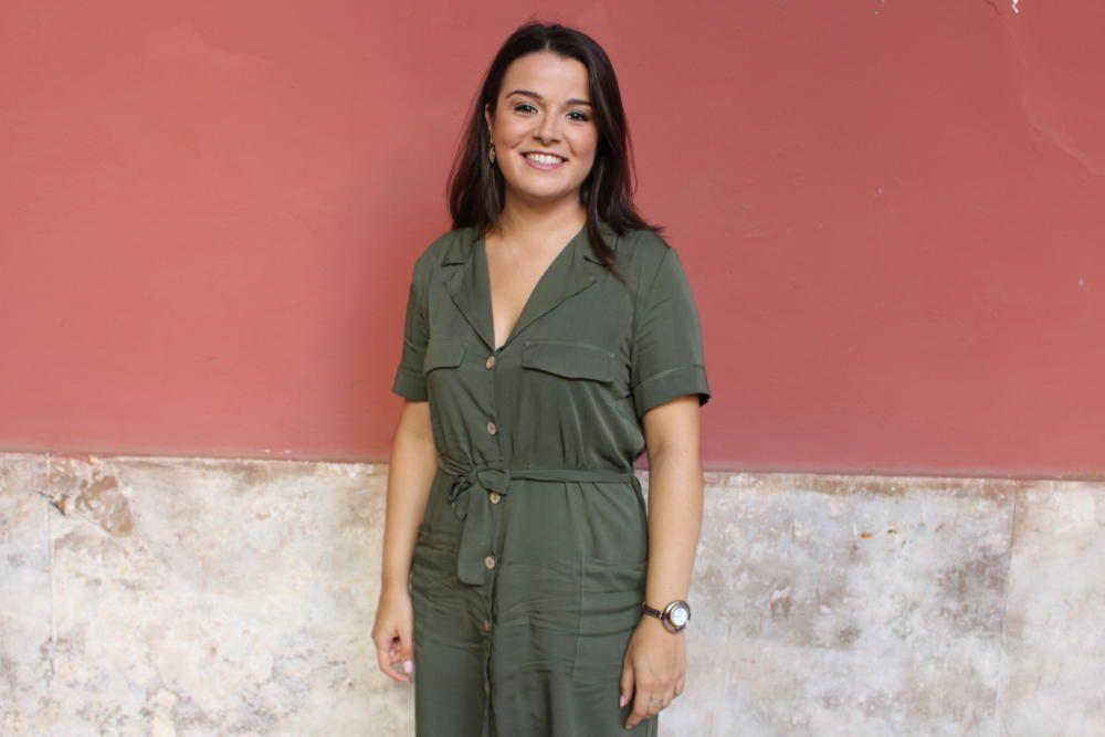 CAMINS AL GRAU. Laura Bennasar Lafuente (Rodríguez de Cepeda-L. Palmireño)