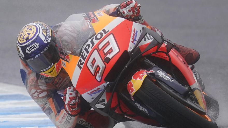 Aplazado el Gran Premio de Francia de MotoGP
