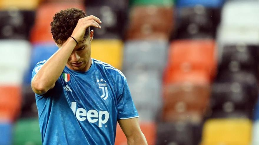 La Juventus deja pasar su primera ocasión para proclamarse campeona