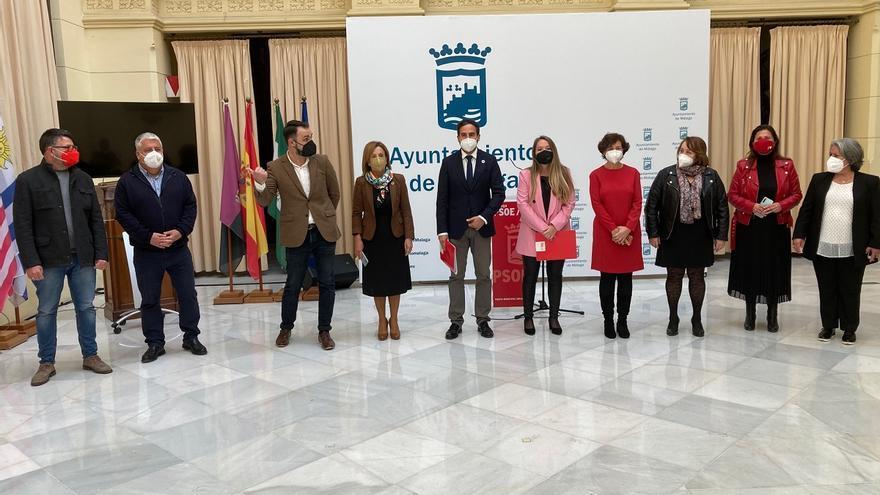 El PSOE se abstendrá en la votación de los presupuestos de Málaga para 2021
